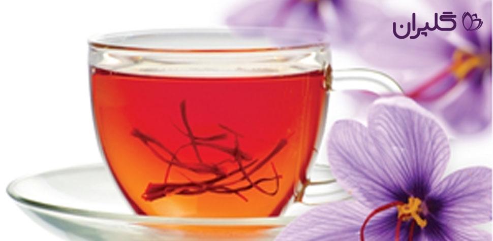 دمنوش زعفران ، معجزه ای برای رفع افسردگی و درمان سرطان!